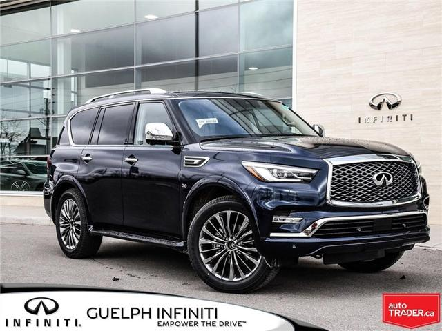 2019 Infiniti QX80 LUXE 8 Passenger (Stk: I6924) in Guelph - Image 1 of 24
