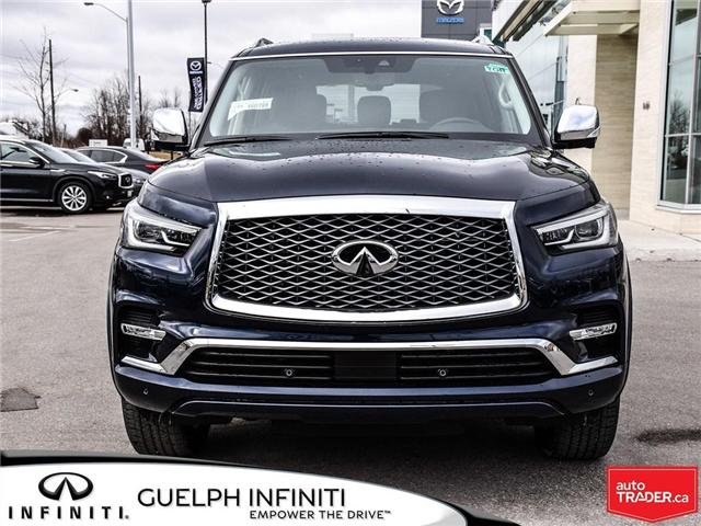 2019 Infiniti QX80 LUXE 8 Passenger (Stk: I6924) in Guelph - Image 2 of 24