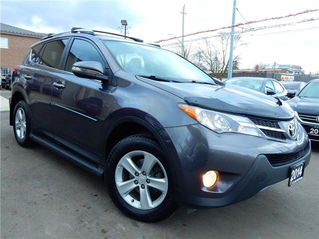 2014 Toyota RAV4  (Stk: 2T3RFR) in Kitchener - Image 1 of 23