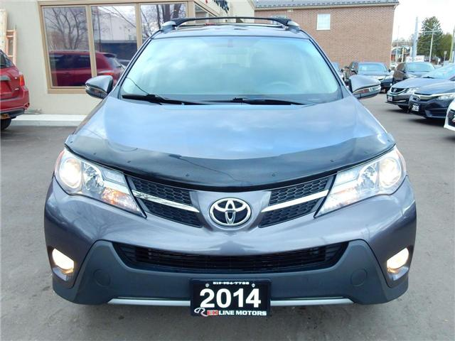 2014 Toyota RAV4  (Stk: 2T3RFR) in Kitchener - Image 2 of 23