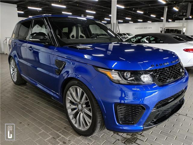 2017 Land Rover Range Rover Sport  (Stk: 4770) in Oakville - Image 1 of 24