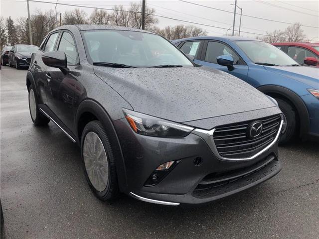 2019 Mazda CX-3 GT (Stk: 19T099) in Kingston - Image 4 of 5