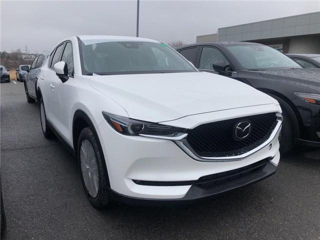 2019 Mazda CX-5 Signature (Stk: 19T103) in Kingston - Image 4 of 5