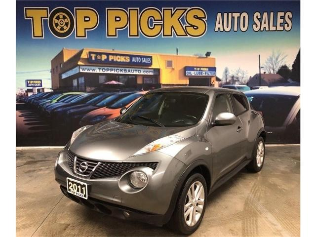 2011 Nissan Juke SL (Stk: 008469) in NORTH BAY - Image 1 of 26