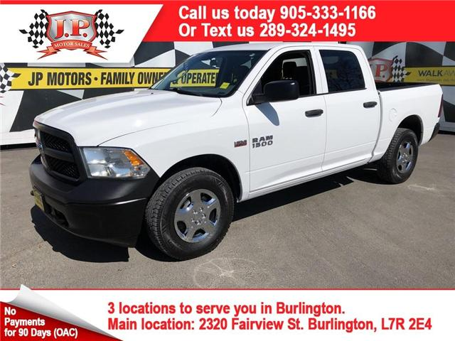 2013 RAM 1500 ST (Stk: 46512) in Burlington - Image 1 of 22