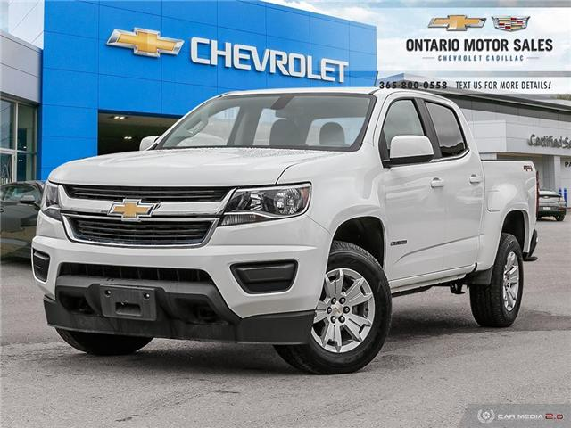 2019 Chevrolet Colorado LT (Stk: 12476A) in Oshawa - Image 1 of 36