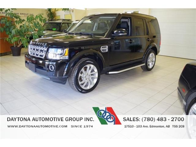2016 Land Rover LR4 Base (Stk: 2264) in Edmonton - Image 1 of 20