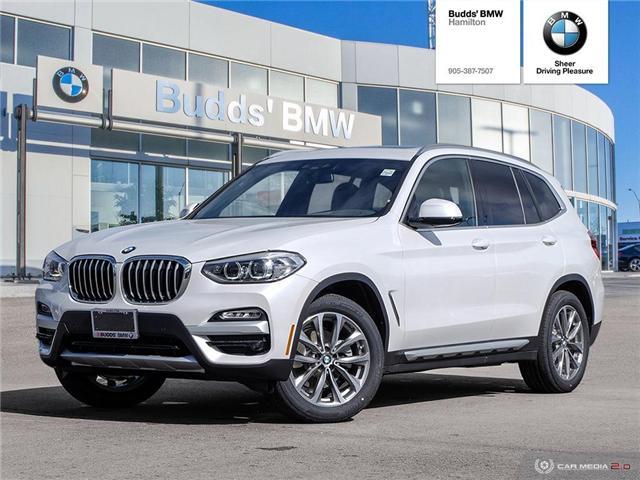 2019 BMW X3 xDrive30i (Stk: T94869) in Hamilton - Image 1 of 30