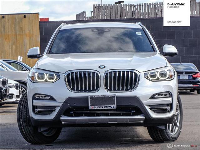 2019 BMW X3 xDrive30i (Stk: T94869) in Hamilton - Image 2 of 30