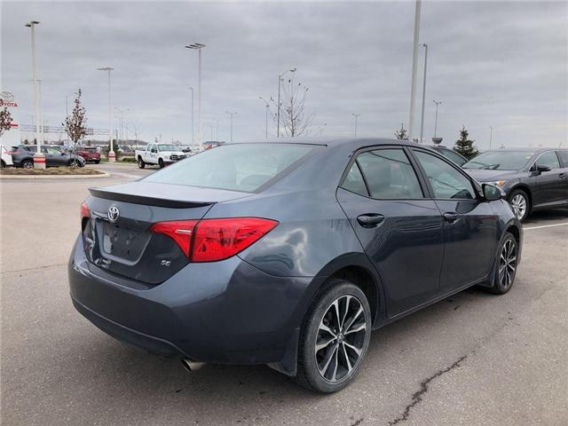 2017 Toyota Corolla  (Stk: D190228A) in Mississauga - Image 7 of 18