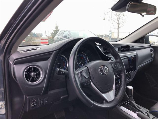 2017 Toyota Corolla  (Stk: D190228A) in Mississauga - Image 12 of 18