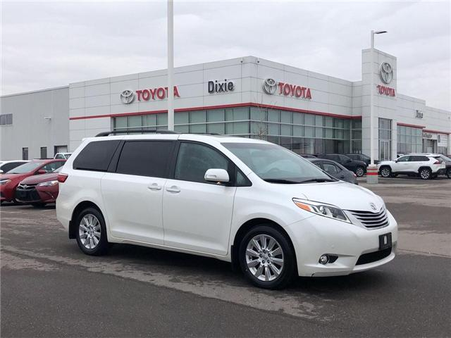 2015 Toyota Sienna Limited (Stk: D182447A) in Mississauga - Image 2 of 17