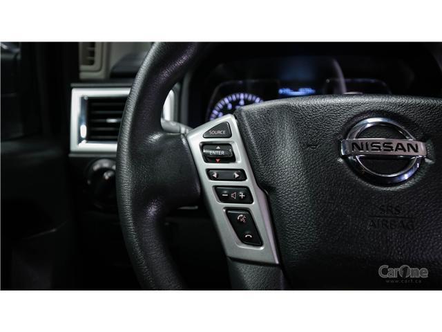 2017 Nissan Titan SV (Stk: CT19-178) in Kingston - Image 14 of 30
