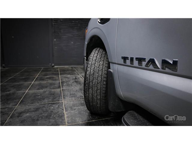 2017 Nissan Titan SV (Stk: CT19-178) in Kingston - Image 24 of 30