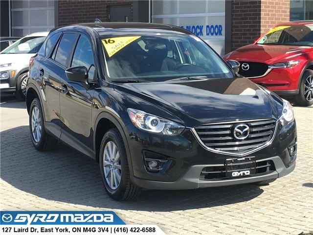 2016 Mazda CX-5 GS (Stk: 28690) in East York - Image 1 of 30