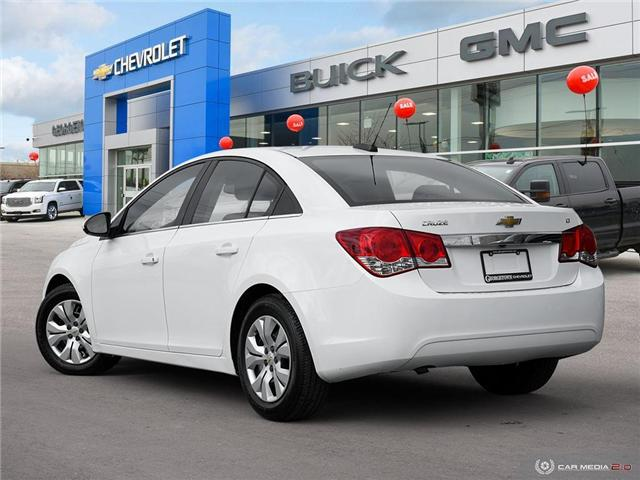 2015 Chevrolet Cruze 1LT (Stk: 29403) in Georgetown - Image 4 of 27