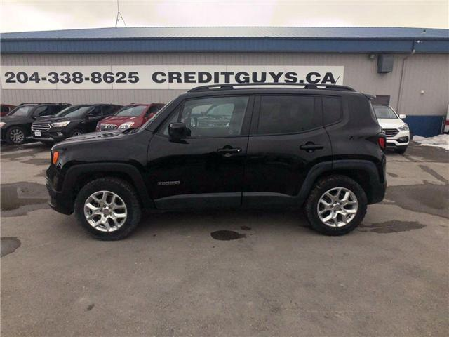 2015 Jeep Renegade North (Stk: I7505) in Winnipeg - Image 2 of 29