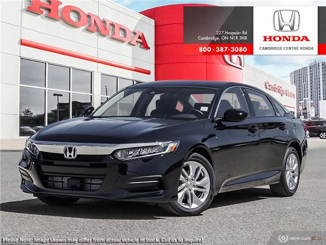 2019 Honda Accord LX 1.5T (Stk: 19665) in Cambridge - Image 1 of 24