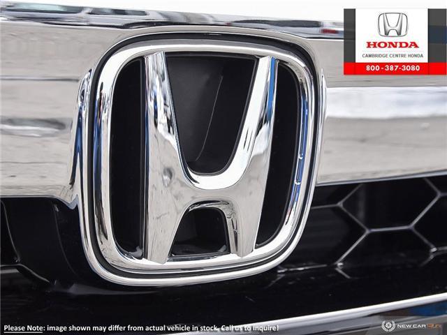 2019 Honda Accord Touring 2.0T (Stk: 19662) in Cambridge - Image 9 of 24