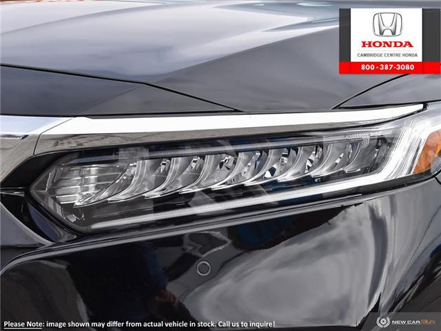 2019 Honda Accord Touring 2.0T (Stk: 19662) in Cambridge - Image 10 of 24