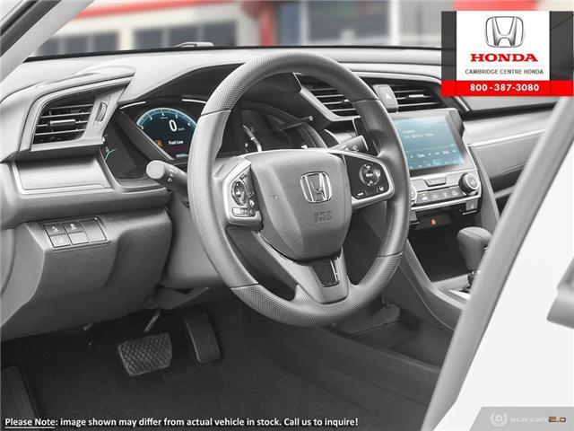 2019 Honda Civic LX (Stk: 19663) in Cambridge - Image 12 of 24