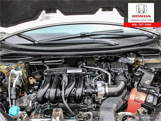 2016 Honda Fit EX-L Navi (Stk: U4946) in Cambridge - Image 8 of 27