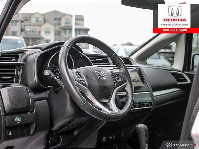 2016 Honda Fit EX-L Navi (Stk: U4946) in Cambridge - Image 13 of 27