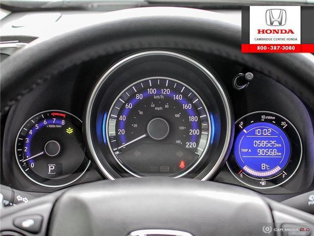 2016 Honda Fit EX-L Navi (Stk: U4946) in Cambridge - Image 15 of 27