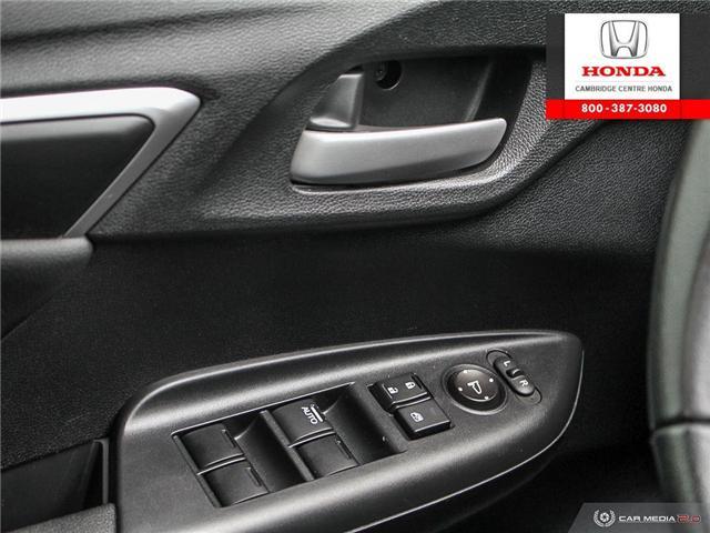 2016 Honda Fit EX-L Navi (Stk: U4946) in Cambridge - Image 17 of 27