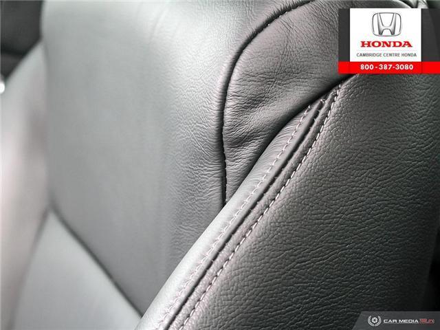 2016 Honda Fit EX-L Navi (Stk: U4946) in Cambridge - Image 23 of 27