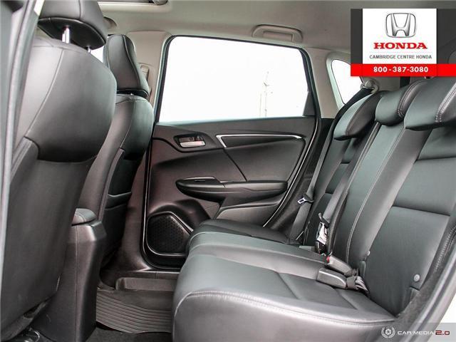 2016 Honda Fit EX-L Navi (Stk: U4946) in Cambridge - Image 24 of 27