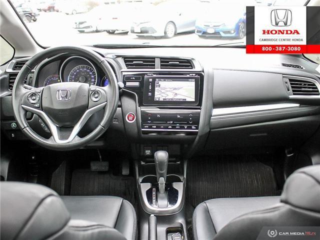 2016 Honda Fit EX-L Navi (Stk: U4946) in Cambridge - Image 25 of 27