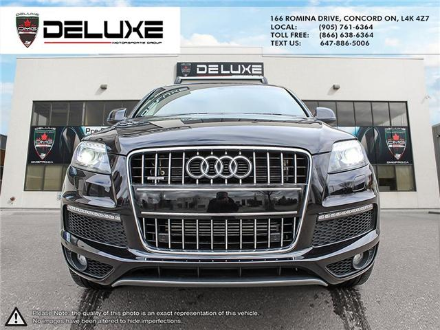2015 Audi Q7 3.0T Sport (Stk: D0544) in Concord - Image 2 of 26