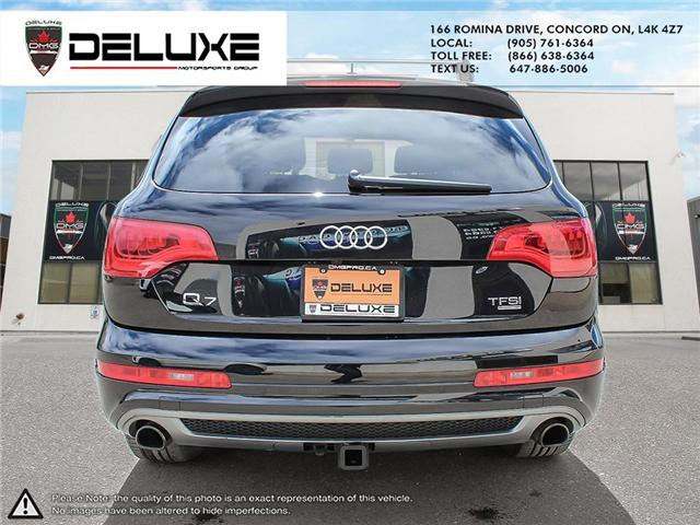 2015 Audi Q7 3.0T Sport (Stk: D0544) in Concord - Image 5 of 26