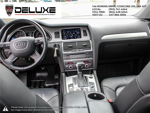 2015 Audi Q7 3.0T Sport (Stk: D0544) in Concord - Image 14 of 26