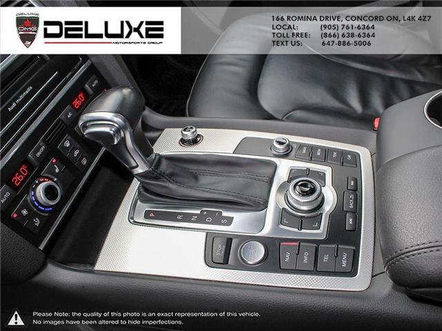2015 Audi Q7 3.0T Sport (Stk: D0544) in Concord - Image 23 of 26