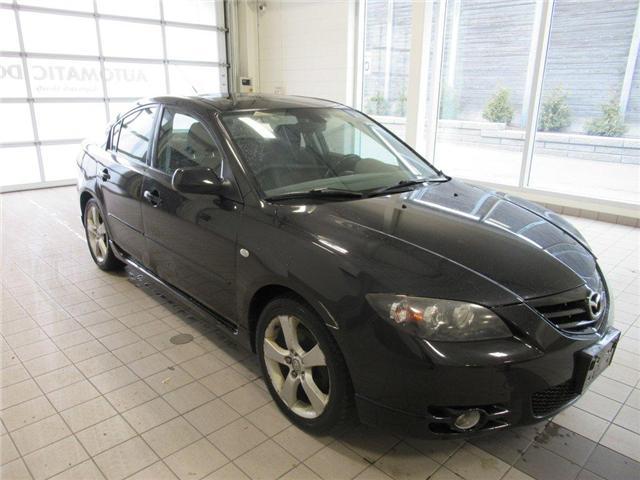 2006 Mazda Mazda3 GT (Stk: 15888AB) in Toronto - Image 1 of 13