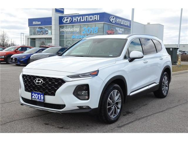 2019 Hyundai Santa Fe Preferred 2.4 (Stk: 004150) in Milton - Image 1 of 21