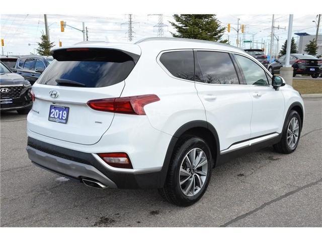 2019 Hyundai Santa Fe Preferred 2.4 (Stk: 004150) in Milton - Image 16 of 21
