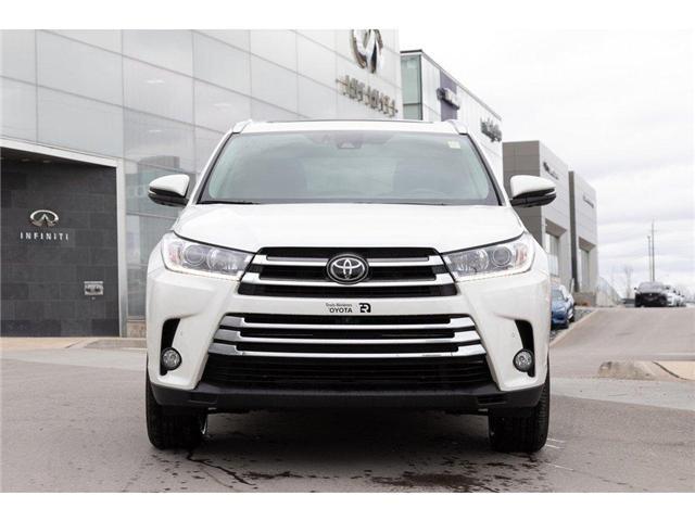 2017 Toyota Highlander Limited (Stk: P0809) in Ajax - Image 2 of 30
