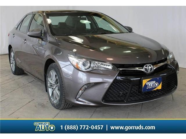 2015 Toyota Camry SE (Stk: 496245) in Milton - Image 1 of 39
