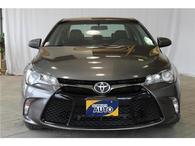 2015 Toyota Camry SE (Stk: 496245) in Milton - Image 2 of 39