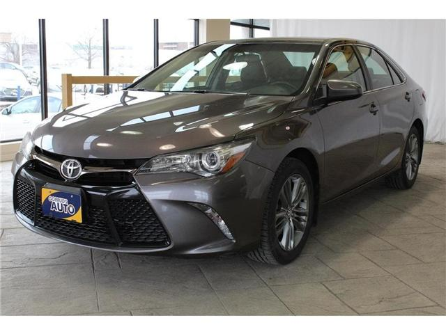 2015 Toyota Camry SE (Stk: 496245) in Milton - Image 3 of 39
