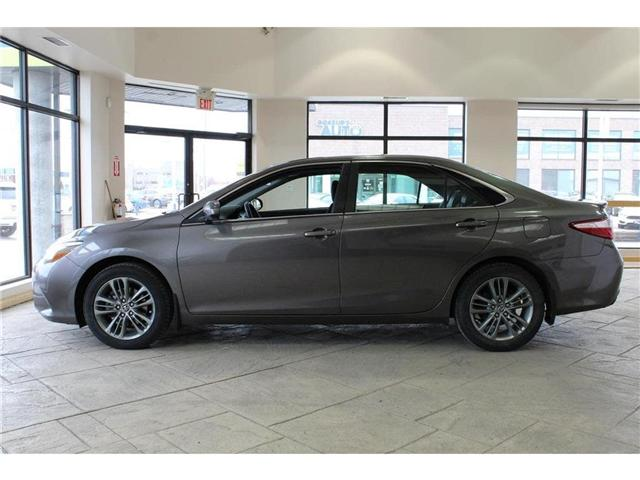 2015 Toyota Camry SE (Stk: 496245) in Milton - Image 4 of 39
