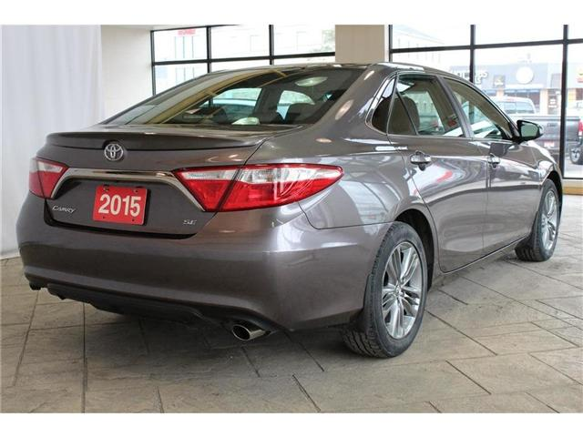 2015 Toyota Camry SE (Stk: 496245) in Milton - Image 7 of 39