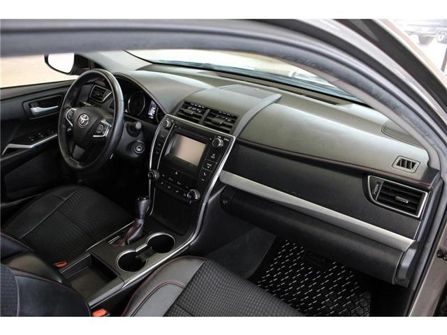 2015 Toyota Camry SE (Stk: 496245) in Milton - Image 33 of 39