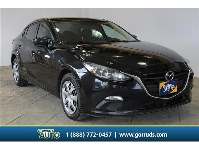 2014 Mazda Mazda3 GX-SKY (Stk: 118428) in Milton - Image 1 of 38