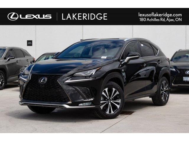 2019 Lexus NX 300 Base (Stk: L19365) in Toronto - Image 1 of 26