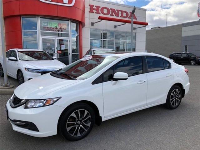 2015 Honda Civic EX (Stk: P7048) in Georgetown - Image 1 of 10