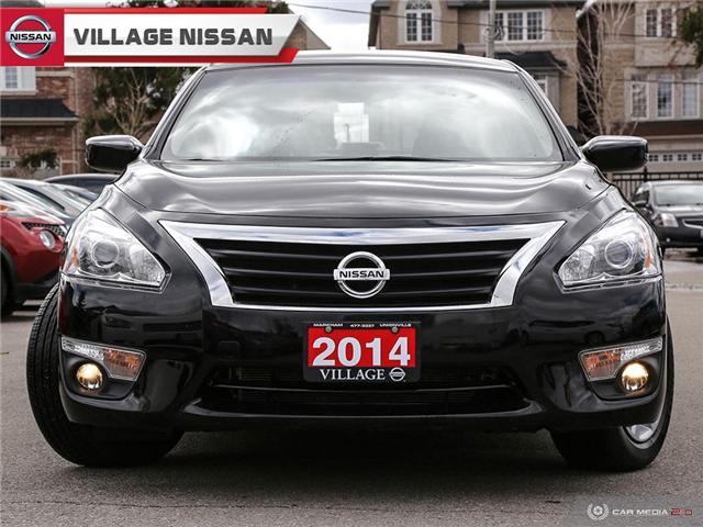 2014 Nissan Altima 2.5 (Stk: P2785) in Unionville - Image 2 of 27
